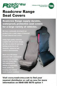 Roadcrew Seat Covers